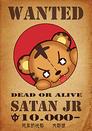 布袋虎(Satan Jr)