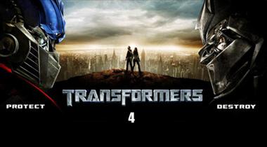《变形金刚4》中美合拍 内地取景华人将加盟