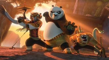 《功夫熊猫3》开拍日期提前 2015年圣诞上映
