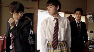 《男子高校生的日常》真人电影发表 今秋上映