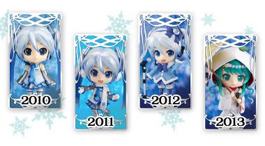 MIKU变身魔法少女 2014年雪MIKU主题敲定