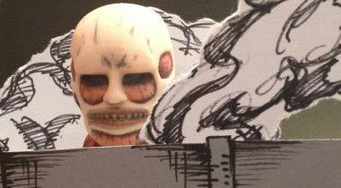 《进击的巨人》超大型巨人粘土化!发售未定