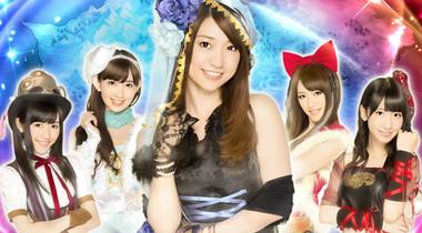 光荣新作SLG游戏《AKB48的野望》即将上线