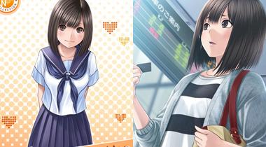 《LOVEPLUS》第四位女朋友雪野玲正式登场
