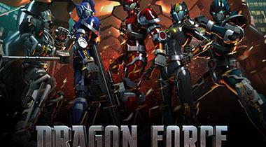 中国CG机战动画《钢铁飞龙》11月日本上映