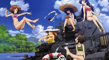 《坦克世界》推出《少女与战车》角色语音包