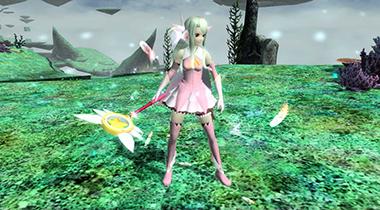 世嘉网游PSO2推出《Fate》角色服装&语音包
