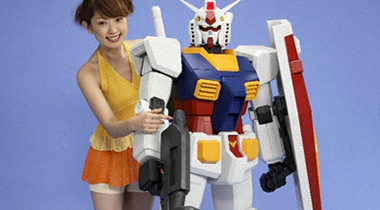 日媒称中国3D打印市场火爆 可打印高达和兵器