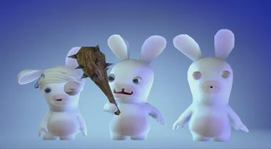 """育碧宣布与索尼影业携手推出""""雷曼兔""""电影作品"""