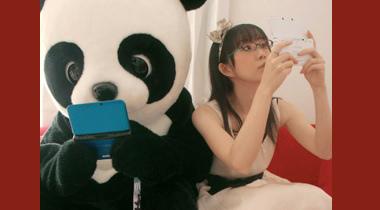 门胁舞以宣布完婚 自曝两人联机玩3DS照片