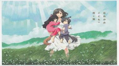 《狼的孩子雨和雪》获每日映画赏动画映画奖