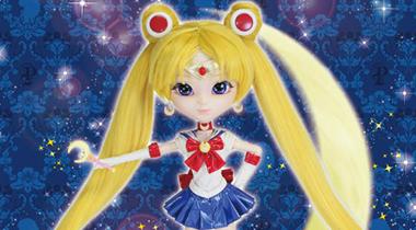 《美少女战士》推出可以眨眼的時尚人偶!