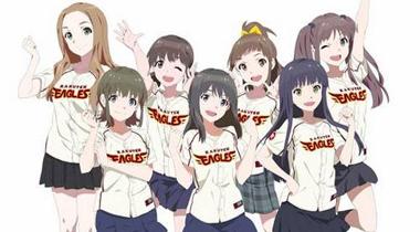 《Wake Up, Girls!》同地方棒球队展开合作