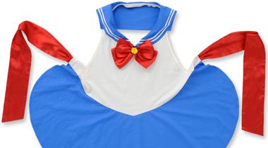 让我来代替月亮来做料理  美少女战士料理围裙发售
