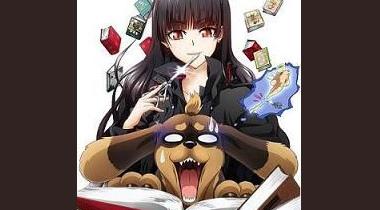 《狗与剪刀的正确用法》动画将由GONZO制作